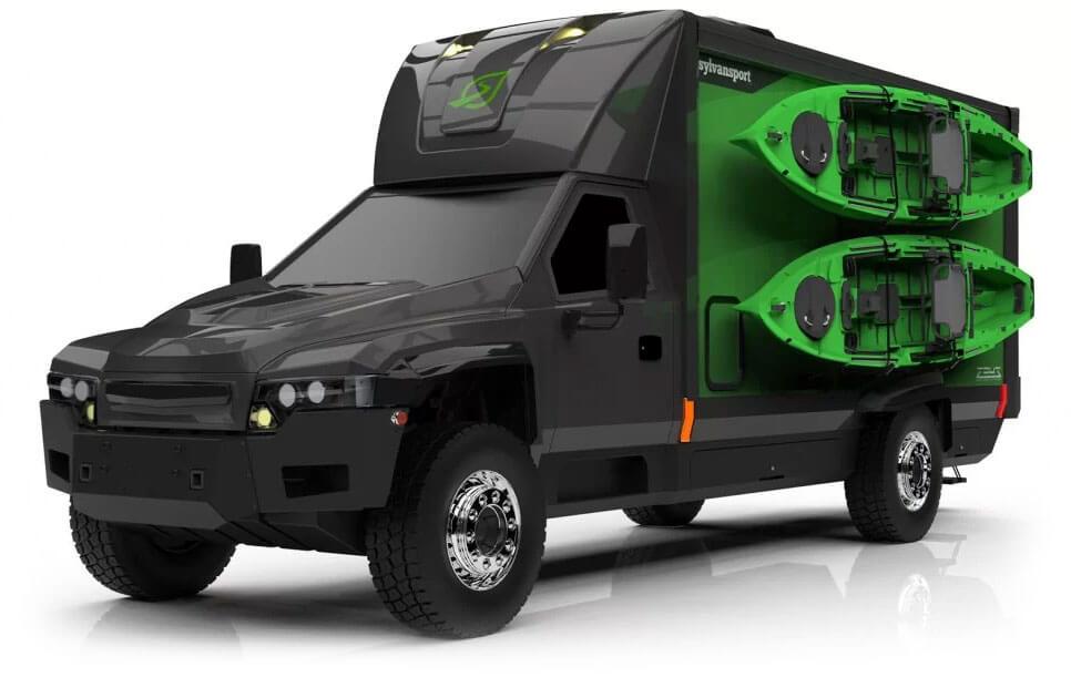 Zeus Electric Motorhome